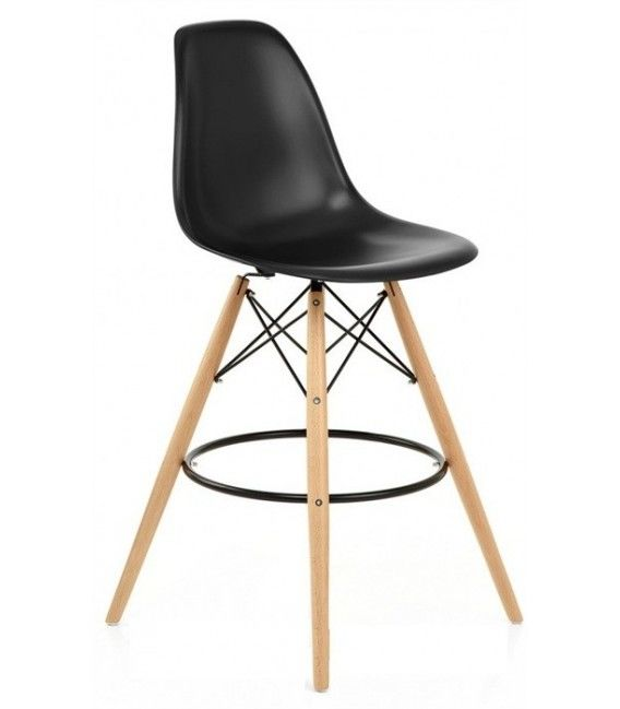 Taburete DSW madera | replica Charles Eames