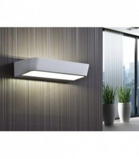 SCHULLER APLIQUE LED MEGAN BLANCO