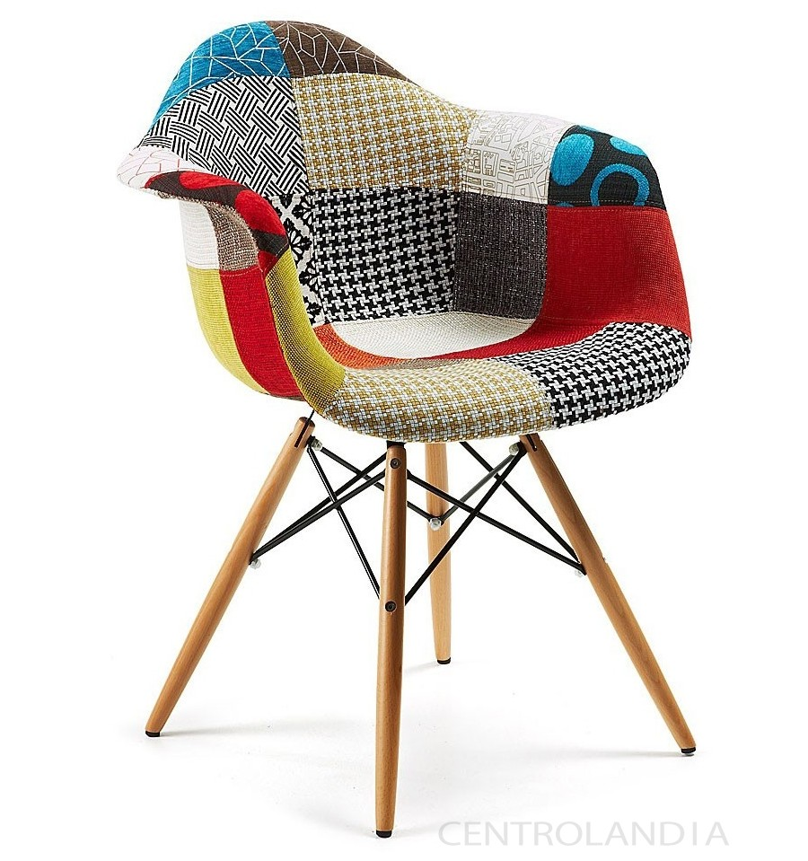 sillon-replica-dws-charles-eames-patchwork