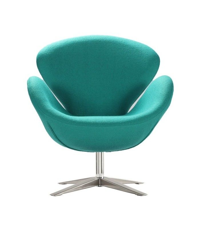 Sillon replica swan de arne jacobsen for Arne jacobsen stehlampe replica
