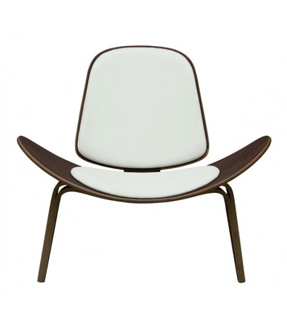 Lounge Chair CH07 Nogal, Replica Hans J. Wegner