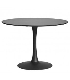 Table ronde ODE 110, NOIR