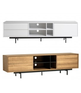 MUEBLE moderno de TV BEATRIZ 180, Dm, metal