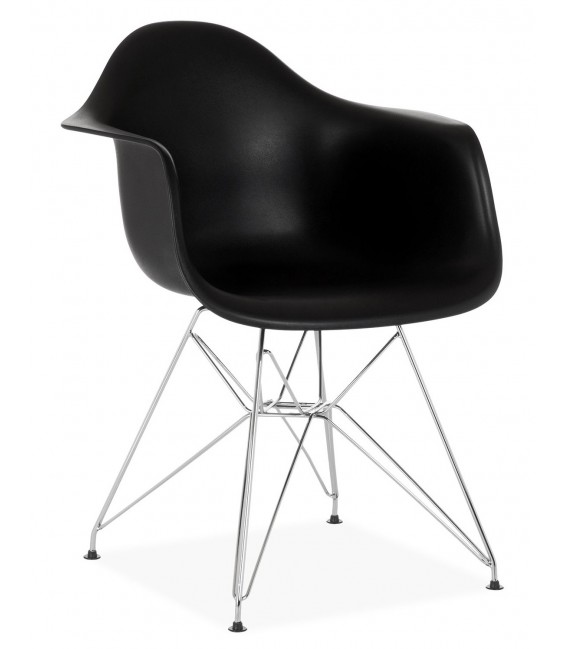 fauteuil design inspir par le pr sident charles eames dar centrolandia. Black Bedroom Furniture Sets. Home Design Ideas