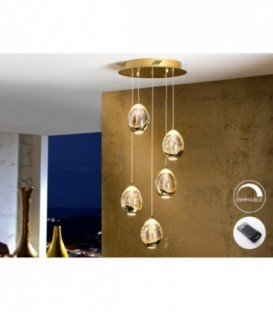 LAMPLED ROCIOORO 5L DIMABLE