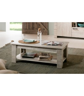 TABLE BASSE DESIGN CONTEMPORAIN , DANS LE MICHIGAN.