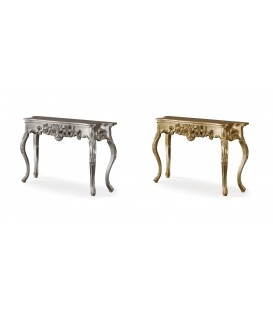 Au design baroque contemporain console Louis Hall