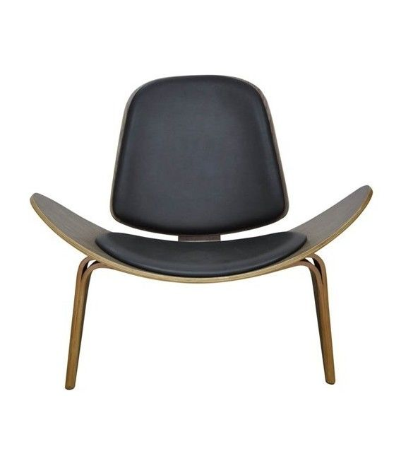 Lounge Chair CH07 Blanco | Replica Hans J. Wegner