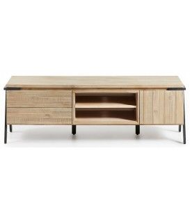 DISSET 165 x 45, Acacia industrie design meuble TV