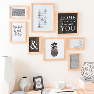 Decora tu hogar con lettering blog decoraci n e interiorismo for Decoracion hogar blog