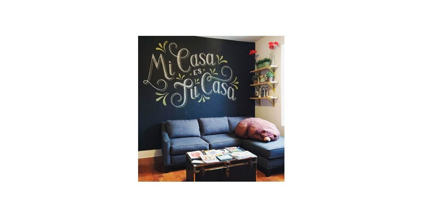 Decora tu hogar con lettering blog decoraci n e interiorismo for Home disena y decora tu hogar