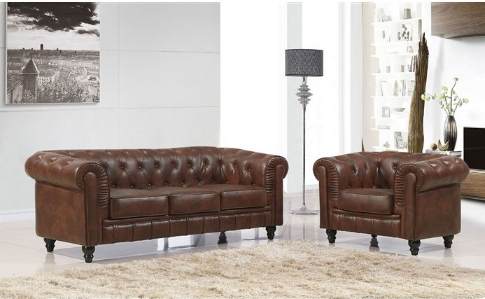 Sofa-chesterfield